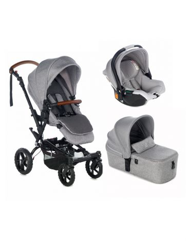 Jane Set-  Crosswalk R, Micro und Koos iSize R1 in Dim Grey