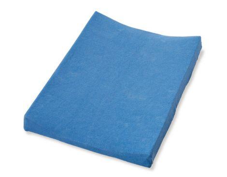 Pinolino Bezug für Wickelmulde, Frottee blau