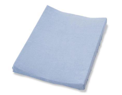 Pinolino Bezug für Wickelmulde, Frottee hellblau