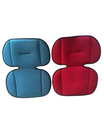 Axkid Sitzverkleinerer blau/rot