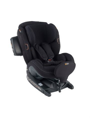 BeSafe iZi Kid X3 i-Size Premium Car Interior Black