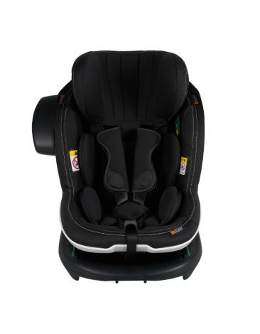 BeSafe iZi Modular RF X1 i-Size - Premium Car Interior Black