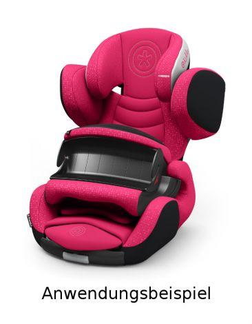 Ersatzbezug Kiddy Phoenixfix 3 - Berry Pink