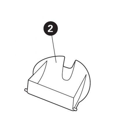Windelfachklappe für Maxi-Cosi CitiSPS