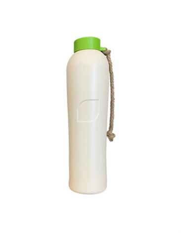 ajaa! Trinkflasche PureFeel Bottle 0,8l lime