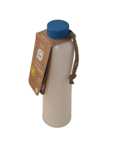 ajaa! Trinkflasche PureFeel Bottle 0,8l blue