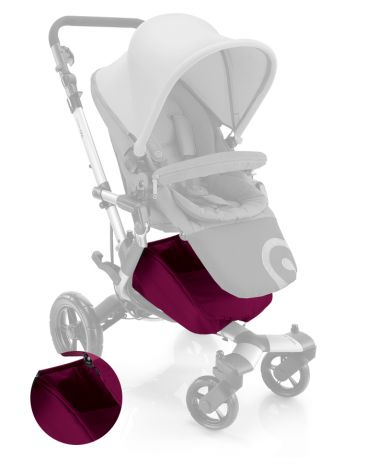 Gepäckkorb für Concord Neo -(Candy) Pink-