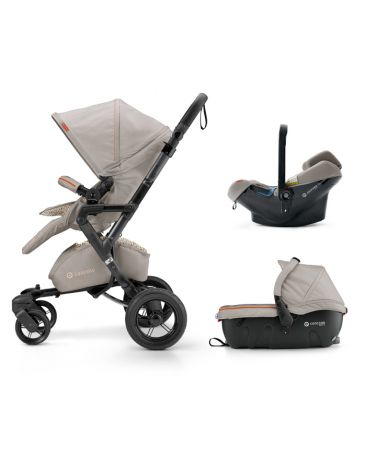 Concord Neo Travel-Set  (Neo/AirSafe/Sleeper 2.0) Cool Beige