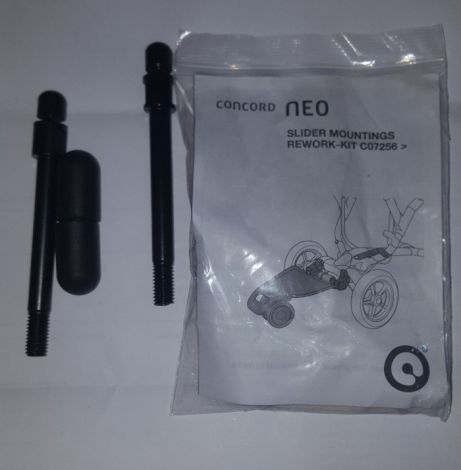 Slider -Mountings rework kit- zu Concord Neo 2013/14