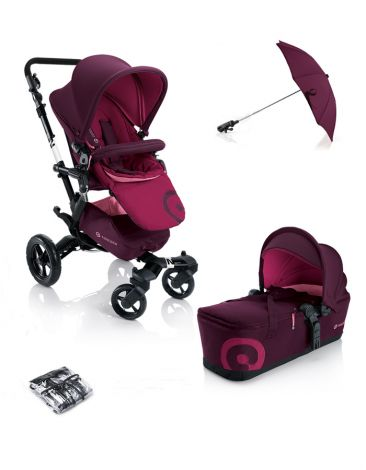 Concord Neo / Scout Kinderwagen-Set - Candy Pink
