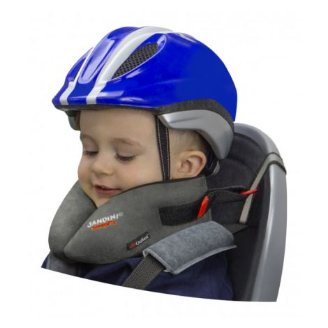 SANDINI SleepFix® Kids BIKE - anthrazit