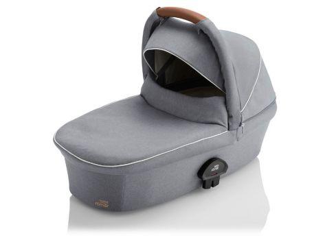 Britax Römer SMILE III Kinderwagenaufsatz in der exclusiven Farbe Nordic Grey