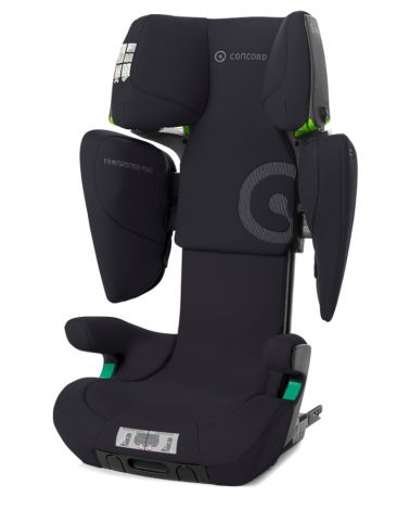 Concord Transformer iPLUS - Soft Black