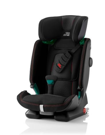 Britax Römer ADVANSAFIX i-SIZE Cool Flow - Black